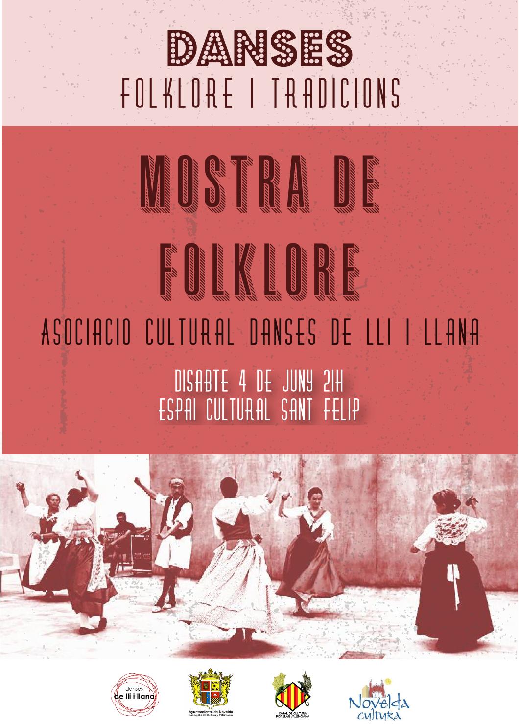 Muestra de Folklore