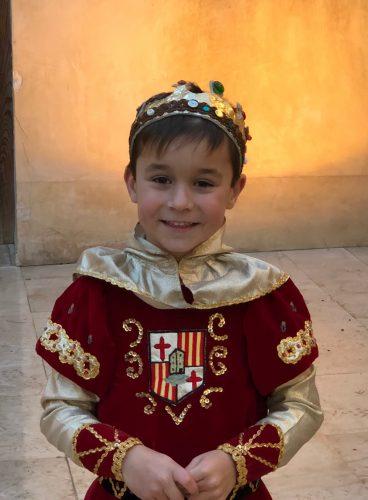 La festa del Rei Paixaro de 2018